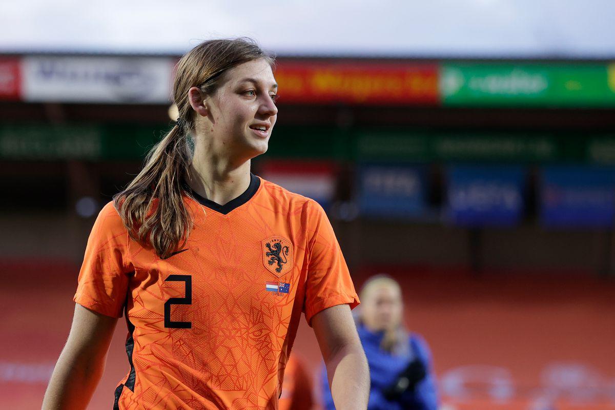 Holland v Australia -International Friendly Women