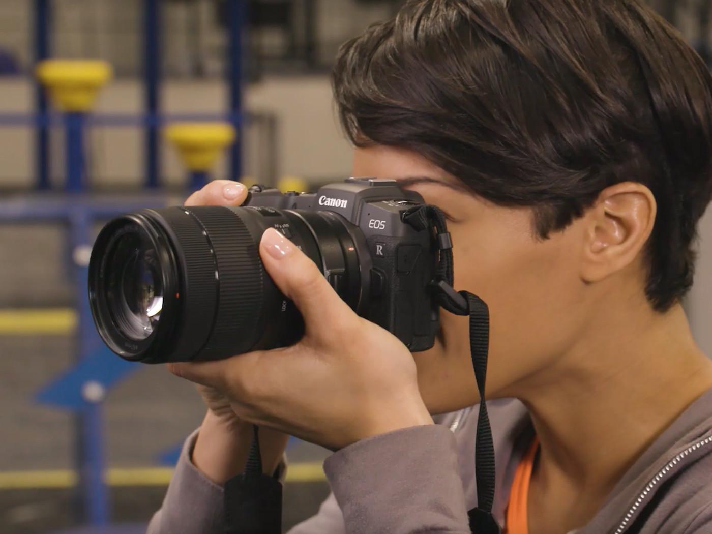 Canon announces EOS RP full-frame mirrorless camera at