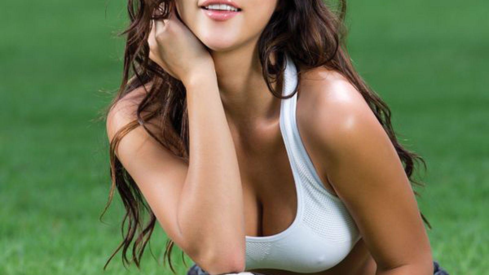 Sexy Arianny Celeste Maxim Korea Photos Are Ballsy -7844