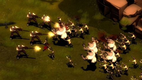 They Are Billions has captured attention on Steam, but