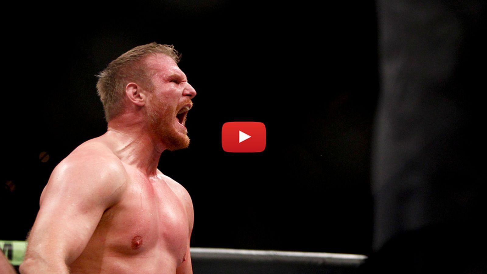 Josh Barnett vs Ben Rothwell full fight video preview for ...