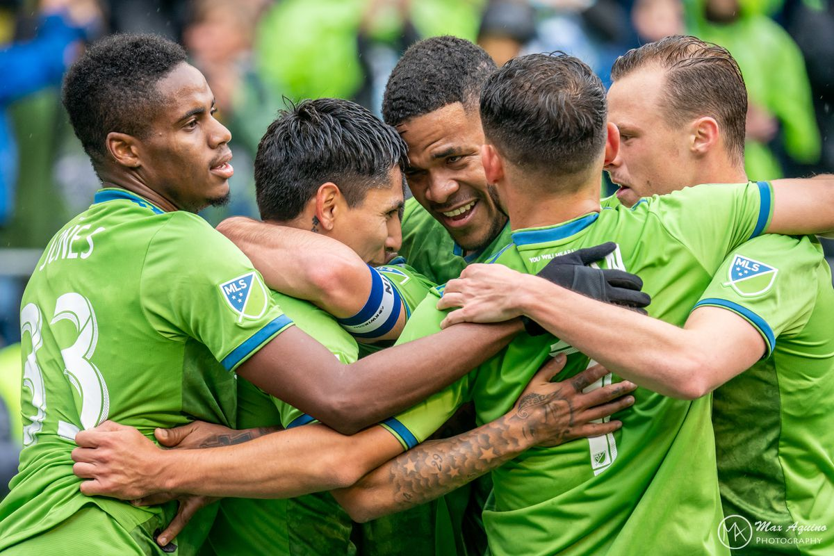 Seattle Sounders vs. FC Dallas: community player ratings form