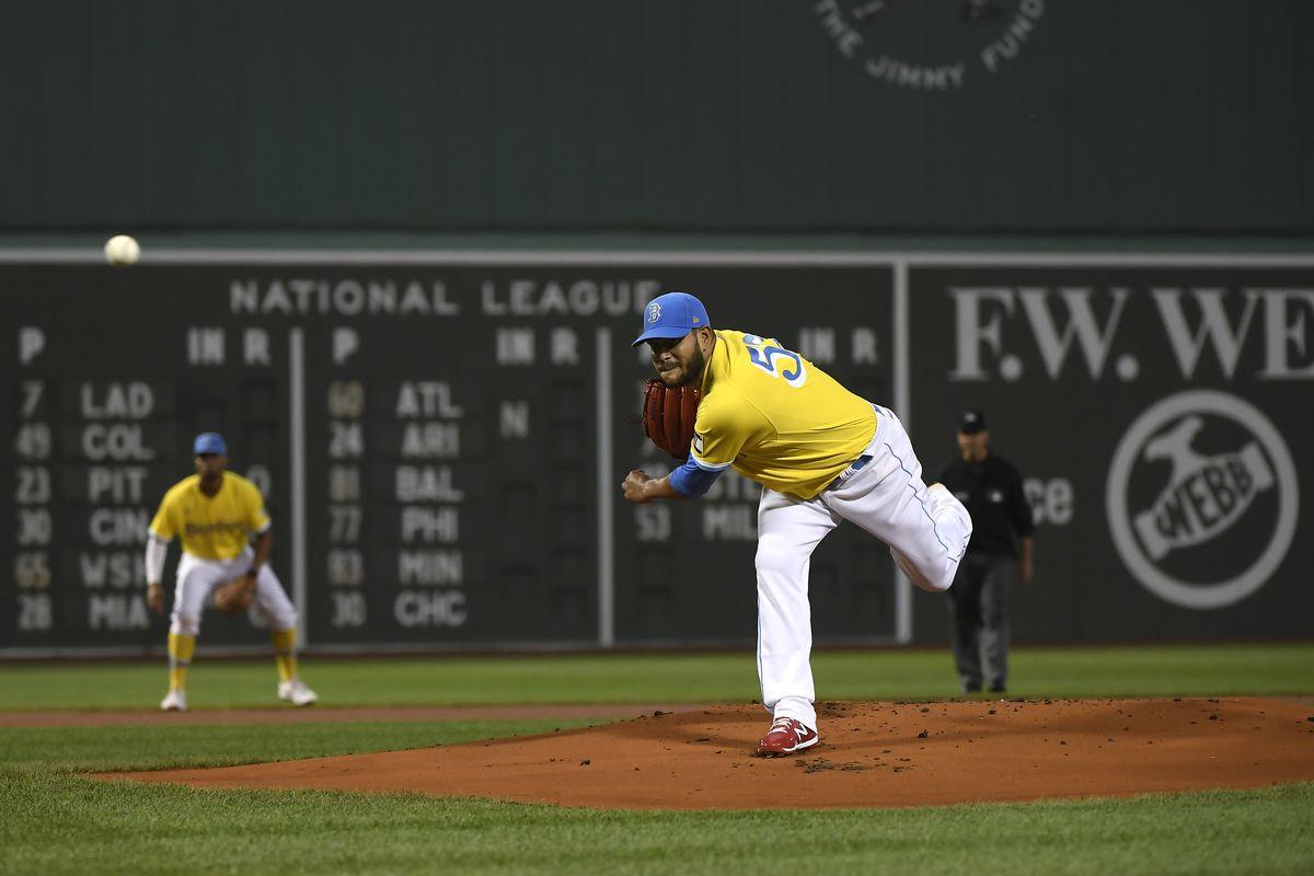 MLB: New York Mets at Boston Red Sox