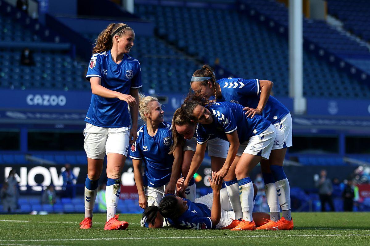 Everton FC v Chelsea FC - Women's FA Cup: Quarter Final
