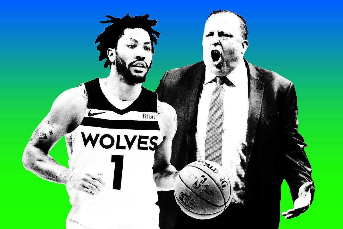 8b2e0f4907c5 Derrick Rose and Tom Thibodeau Have Reunited in Minnesota. But Why ...