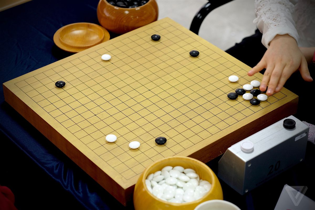 DeepMind's Go-playing AI doesn't need human help to beat us