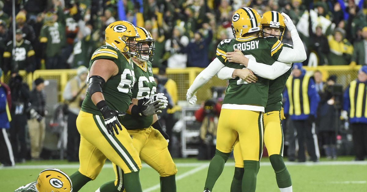 Is the Packers' win over the 49ers a jumping off point or simply forestalling the inevitable?