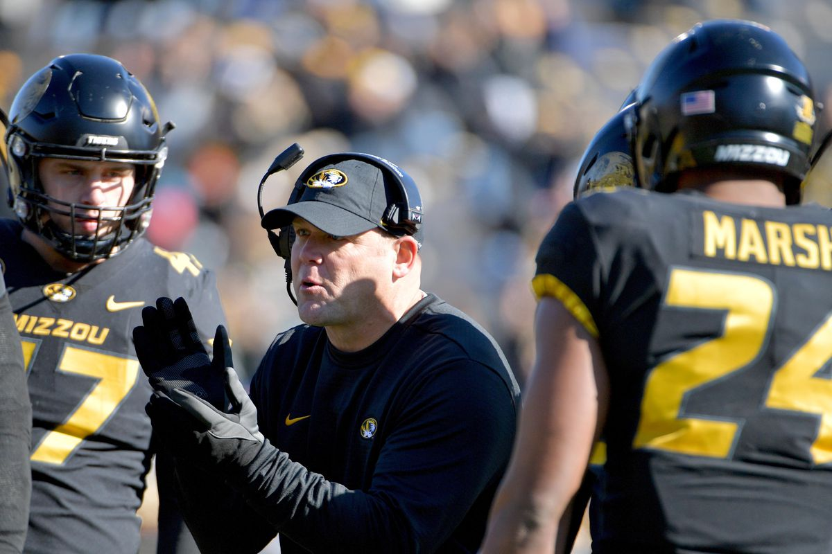 Mizzou Football Roster Barry Odom Vs Gary Pinkel And The Success Of