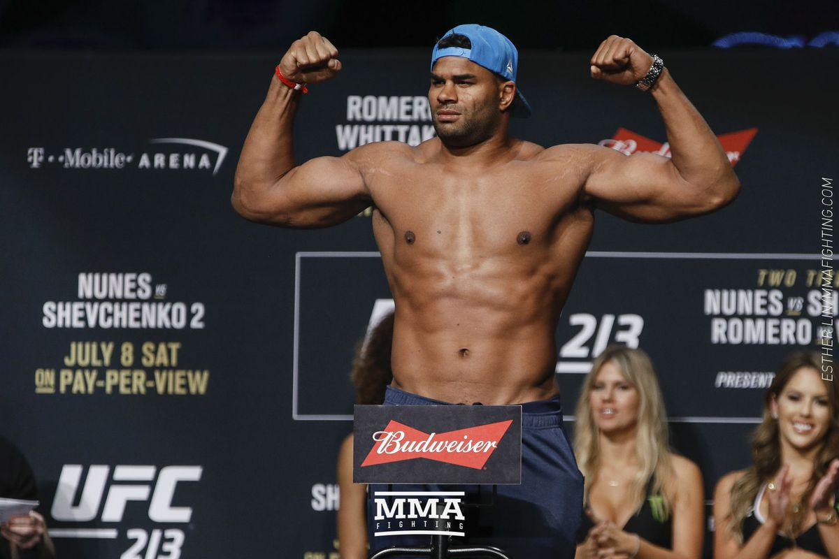 Ufc 213 Results Alistair Overeem Takes Majority Decision