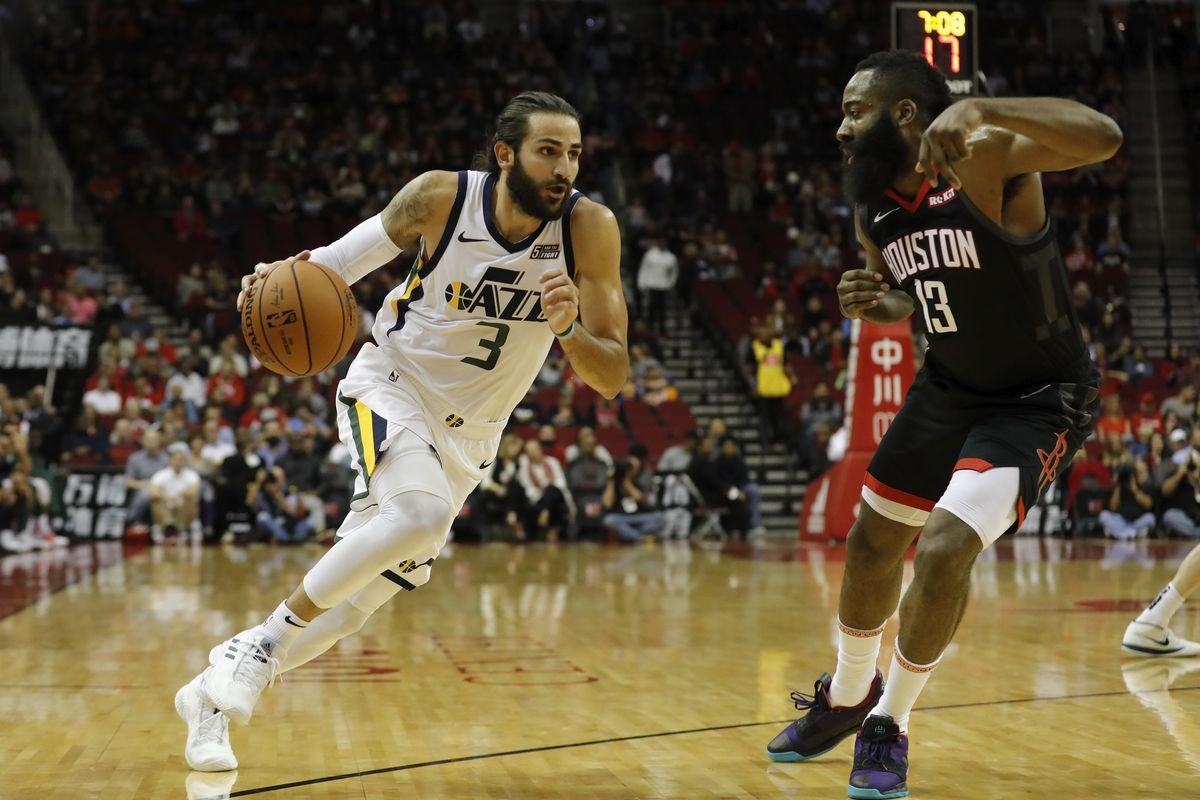 Should the Utah Jazz be concerned about Ricky Rubio s offense  - SLC ... 878562ab1