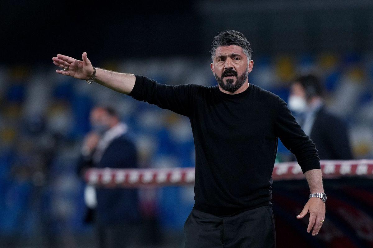 SSC Napoli v Hellas Verona - Serie A