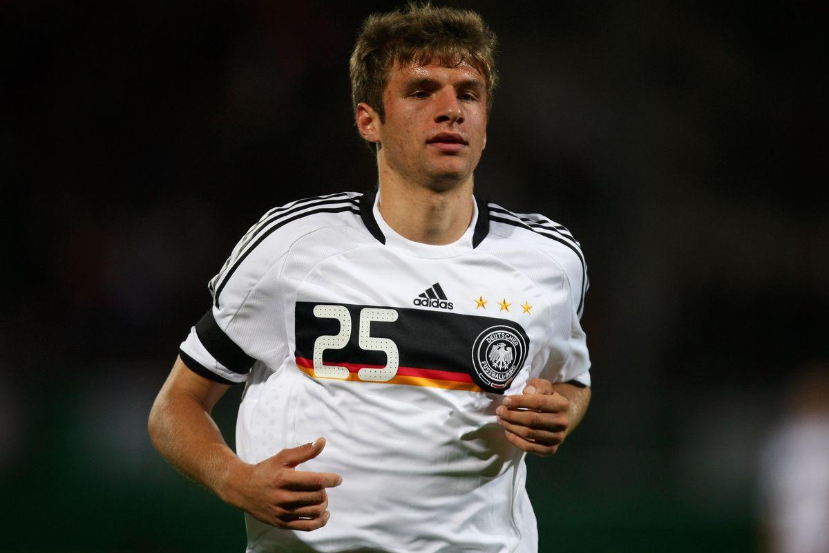 Germany v Slovenia - U21 International Friendly