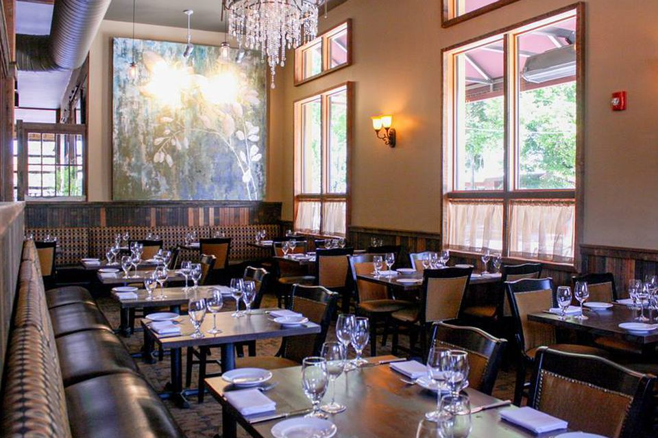 Kaos Complex Is One Of Wine Country S Newest Options And Comes With Two Restaurants The Barberry Offering An Upscale Experience Aged Steaks