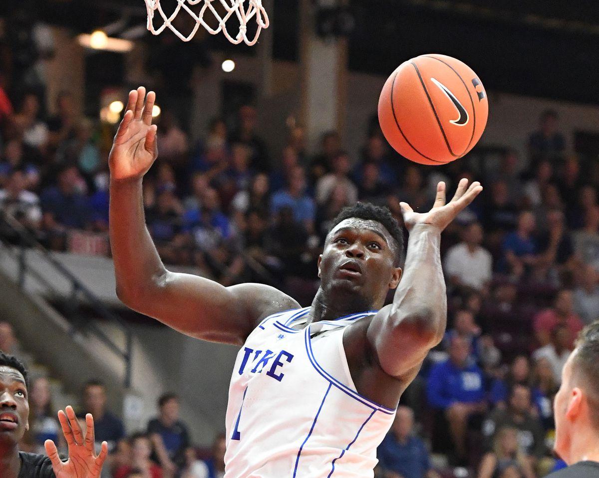 NCAA Basketball: Preseason-Duke at Ryerson University