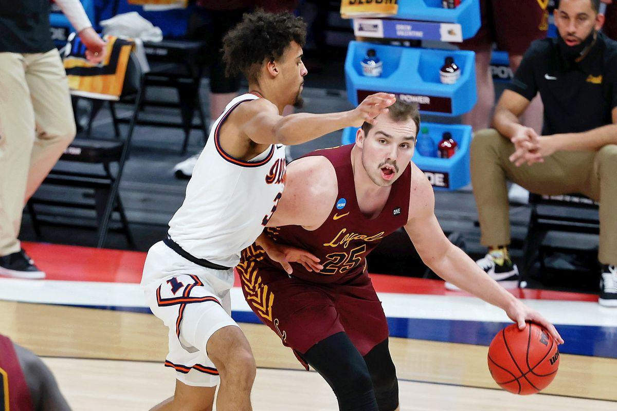 NCAA Basketball: NCAA Tournament-Loyola-Chicago at Illinois