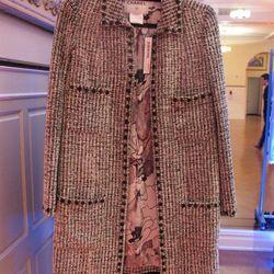 <b>Chanel</b> coat, $1,800