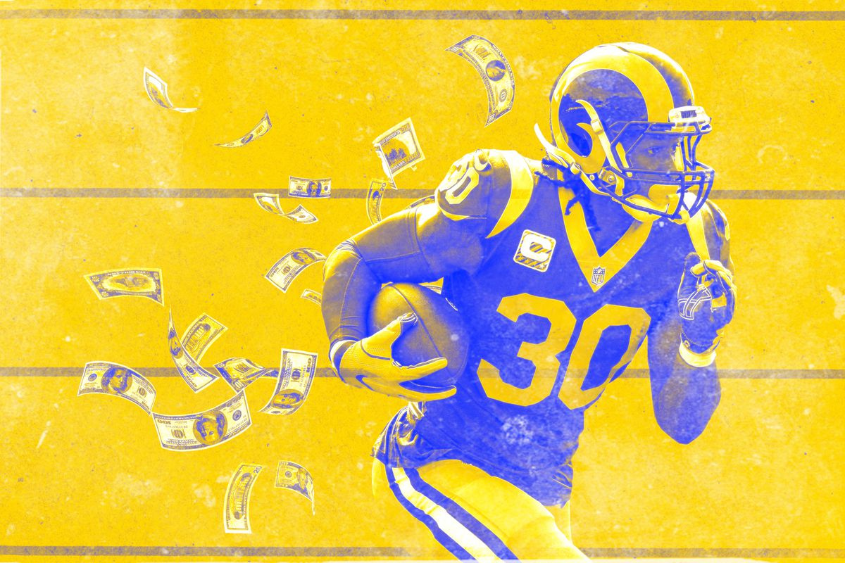 6278a77e Should the Rams Worry About Todd Gurley's Mega Contract Extension ...