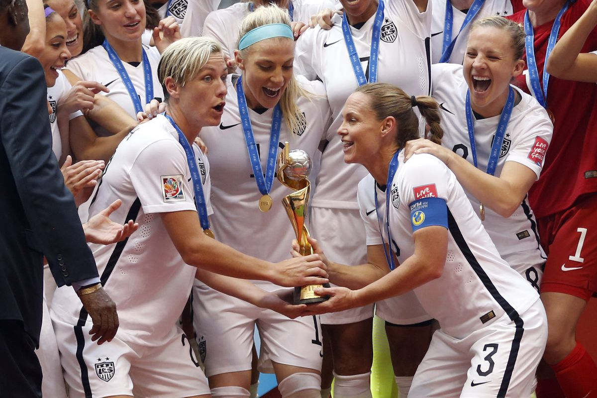 The USA are Women's World Cup Champions for the first time since 1999