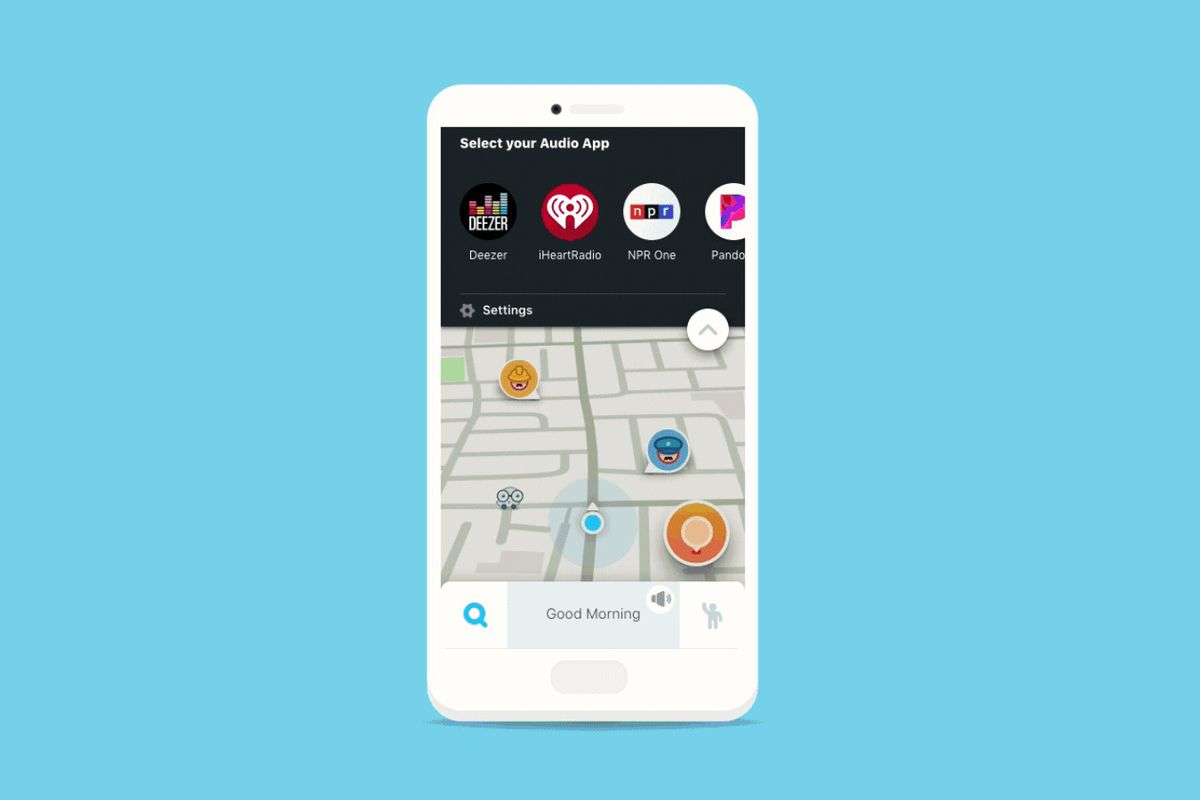 Waze adds Pandora, TuneIn, and five other streaming services
