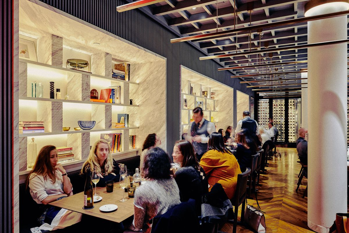 The dining room at Intersect