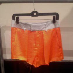 Silky shorts, $129