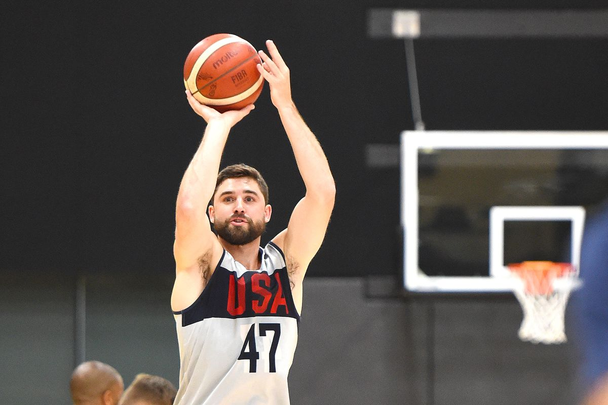 2019 USA Basketball Men's World Cup Team Roster Released