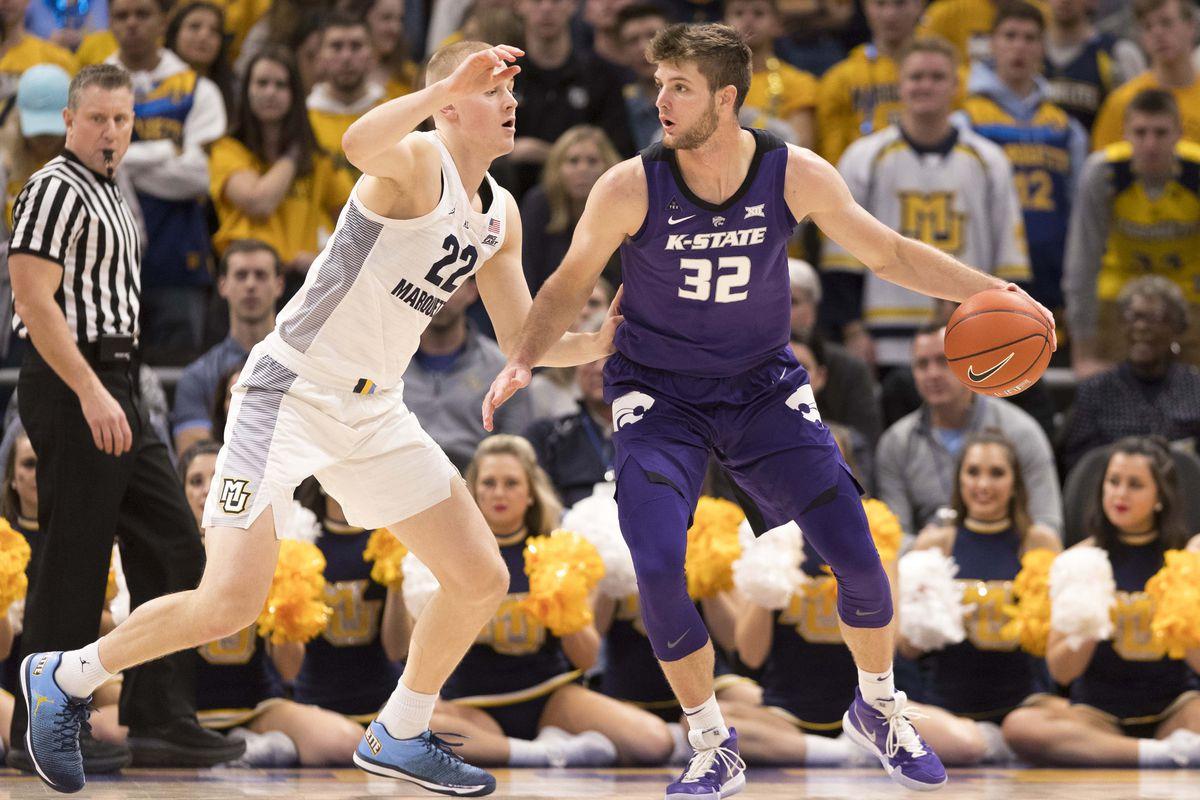 NCAA Basketball: Kansas State at Marquette