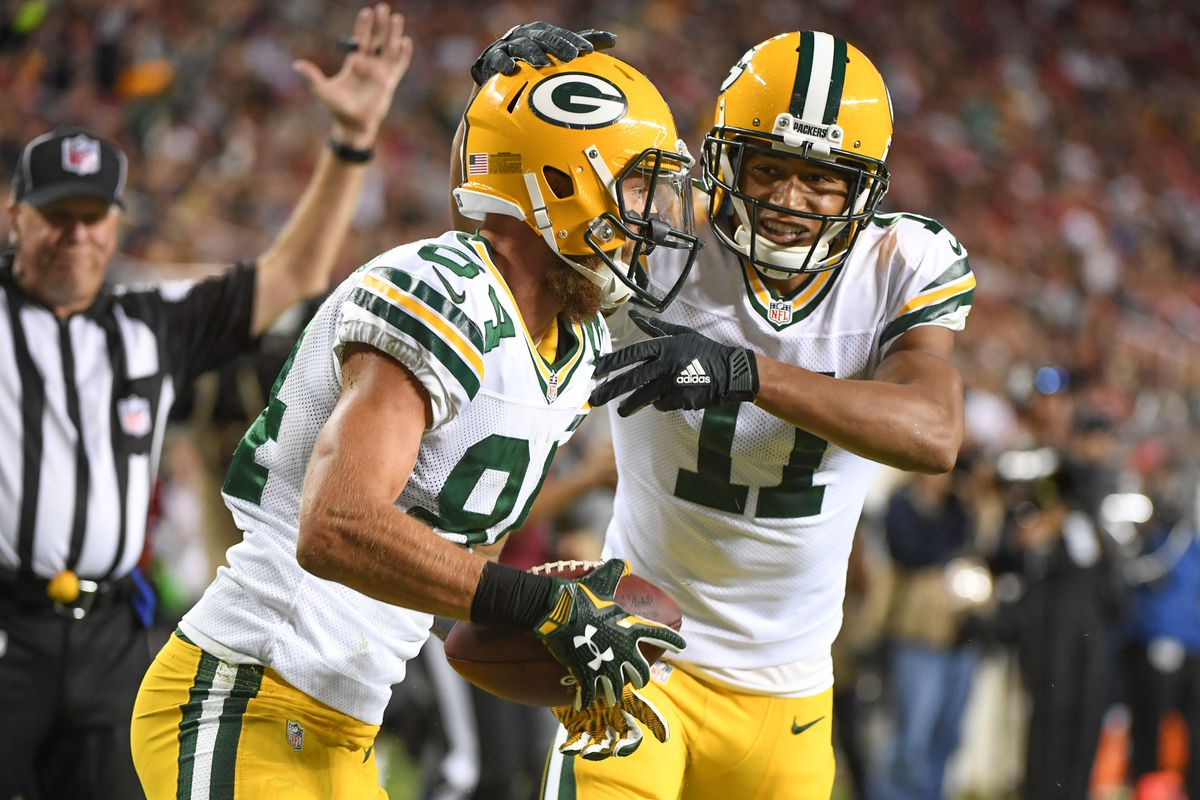 Packers release Week 1 depth chart with no surprises to be found ...