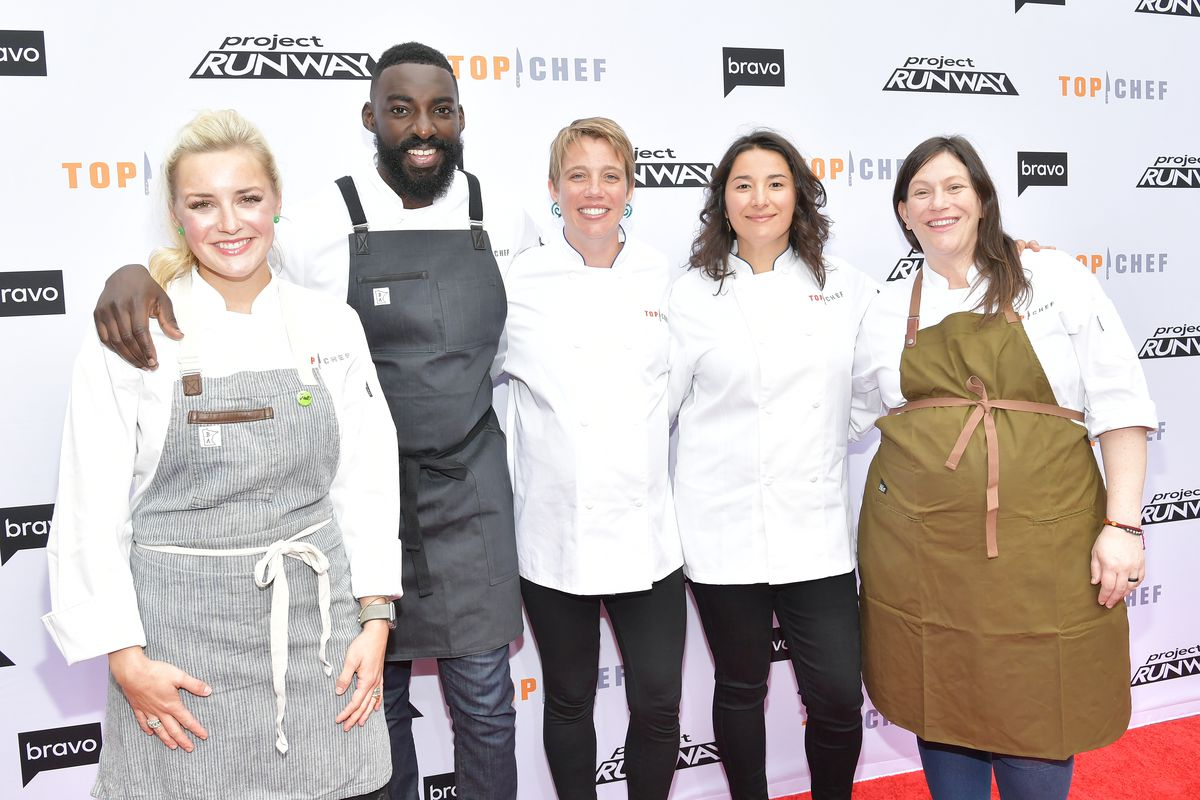 """Bravo's """"Top Chef"""" And """"Project Runway"""" - A Night Of Food And Fashion FYC Red Carpet Event"""