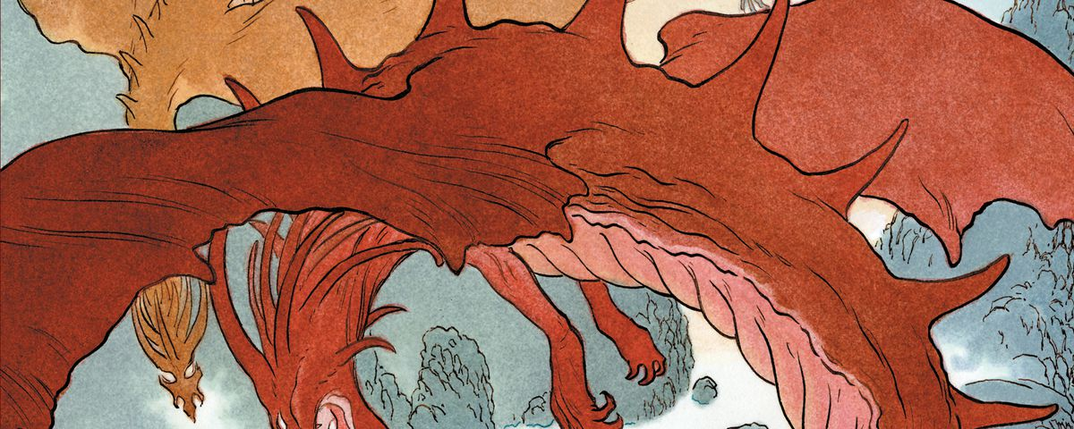 c77f6c9c2c This illustrated collection of Ursula K. Le Guin's Earthsea books finally  does the series justice - The Verge