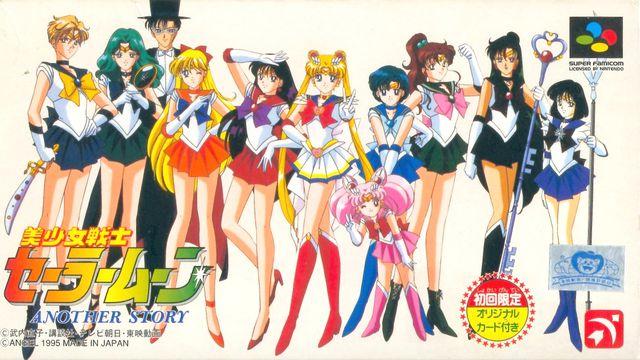 <em>Sailor Moon: Another Story </em>