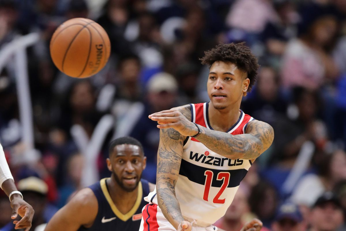 28f4e44d632 2018 NBA Trade Scenario  DeMarcus Cousins sign-and-trade with Washington  Wizards involving Kelly Oubre and Tomas Satoranksy