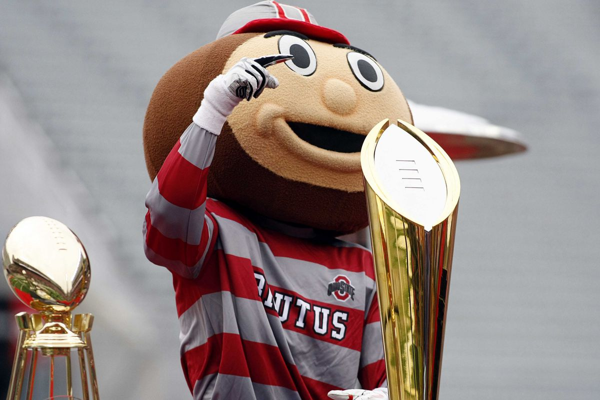 Ohio State bringing in the national championship helps recruiting across the conference.