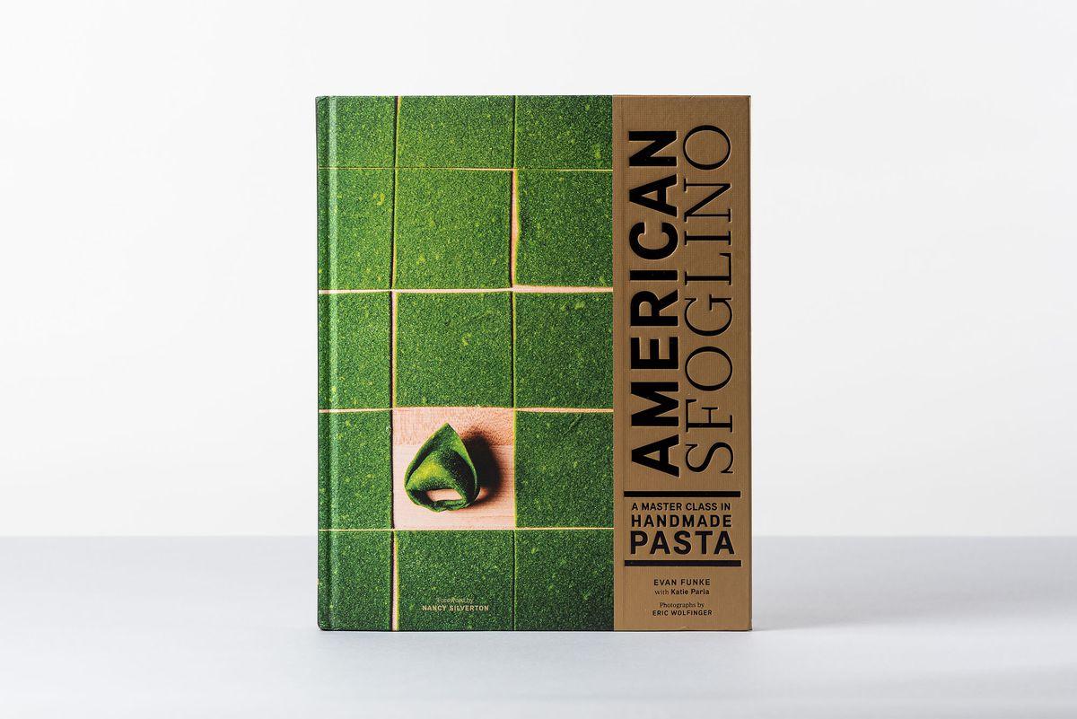 American Sfoglino cookbook by Evan Funke