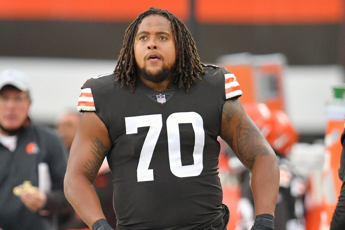 Cleveland Browns Free Agent Review: OT Kendall Lamm - Dawgs By Nature