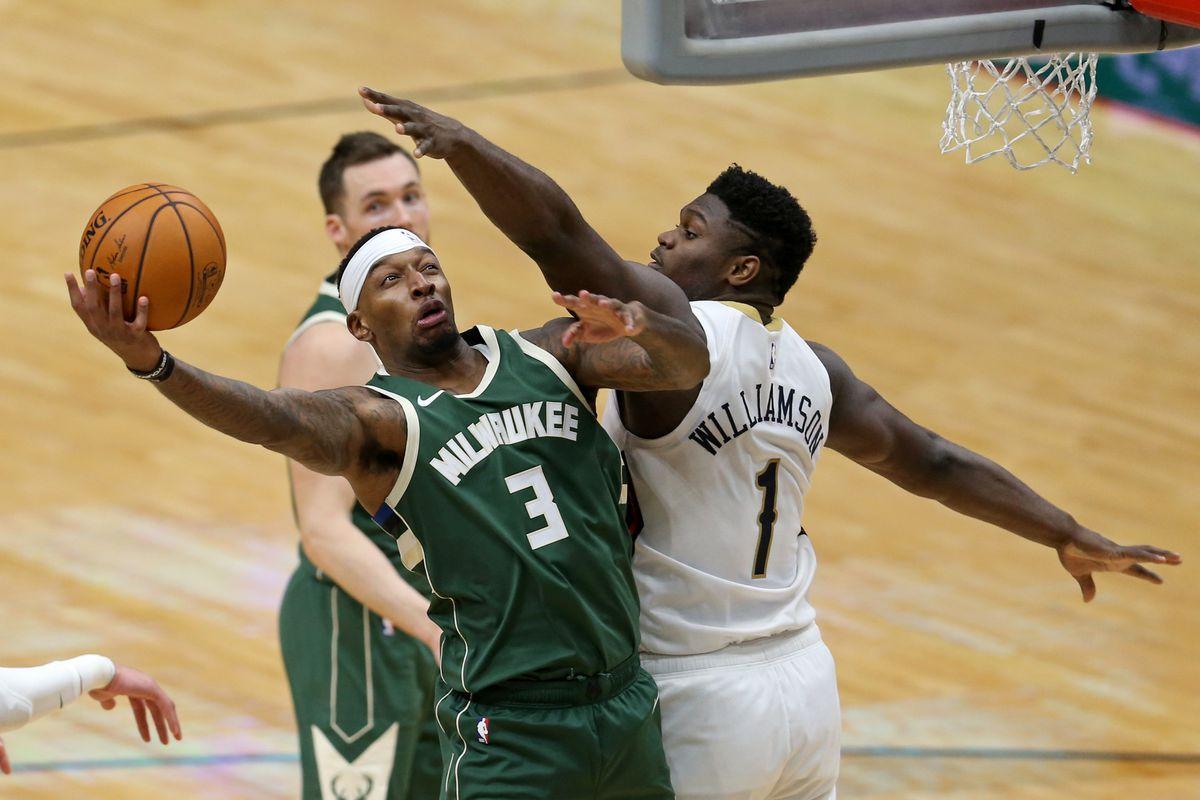 NBA: Preseason-Milwaukee Bucks at New Orleans Pelicans