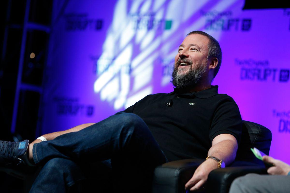 Vice Media co-founder Shane Smith.