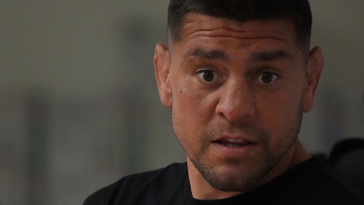 MMA: JUN 12 UFC 266 Nick Diaz Robbie Lawler news