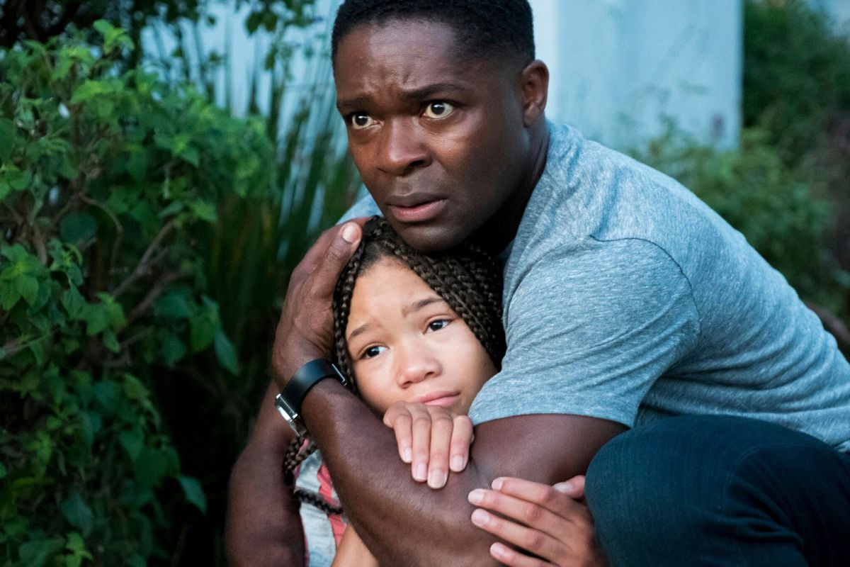 relive starring David Oyelowo and Storm Reid