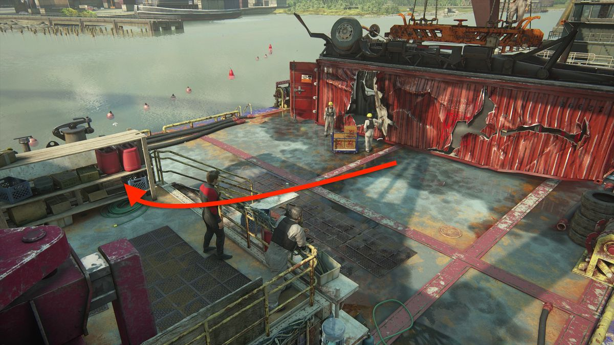 Uncharted 4: A Thief's End 'The Malaysia Job' collectible locations guide