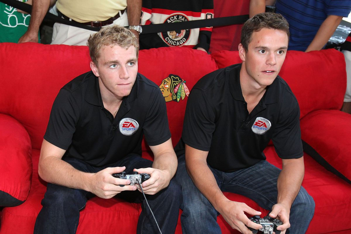 NHL 11 Video Game Launch