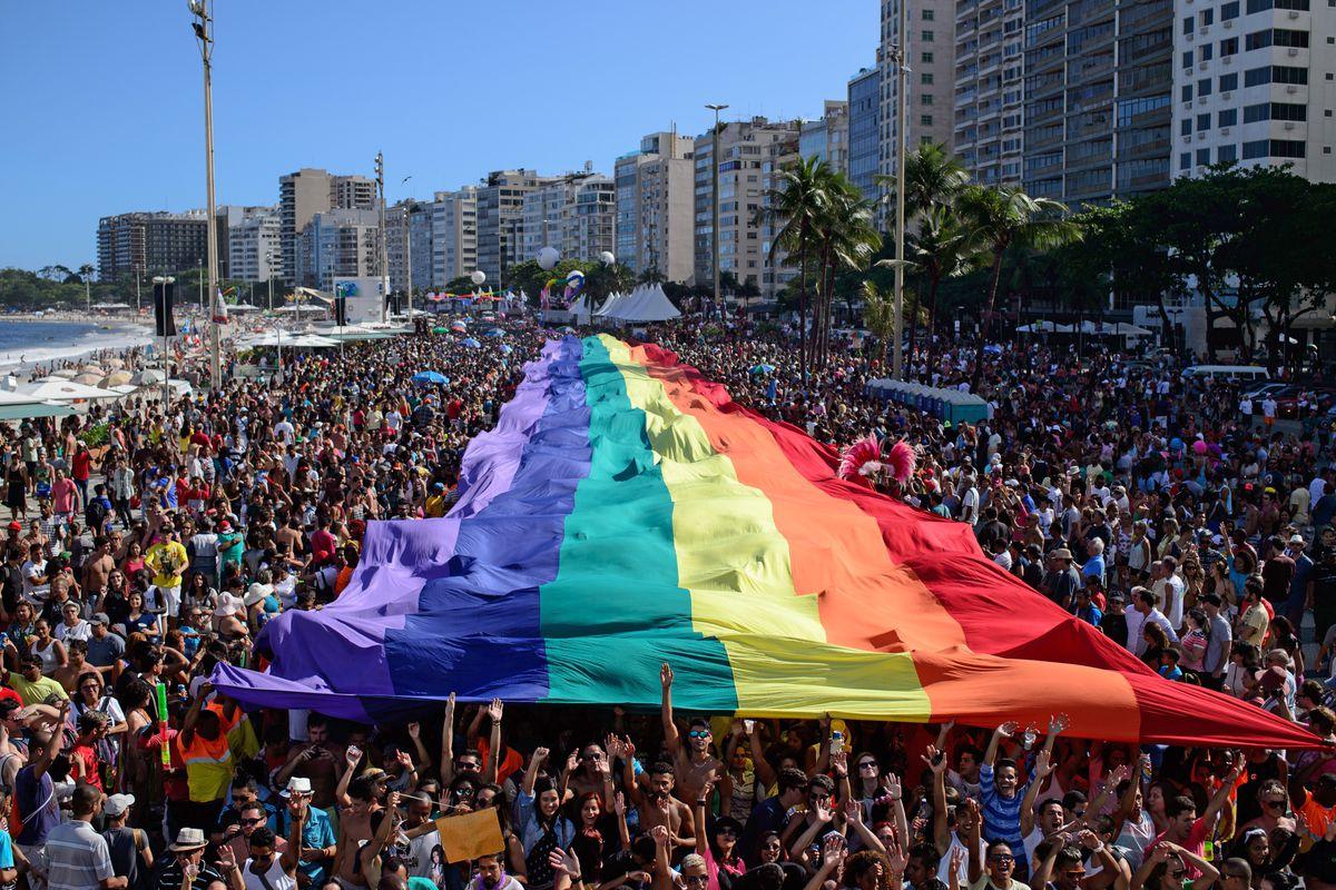 Gay pride Rio
