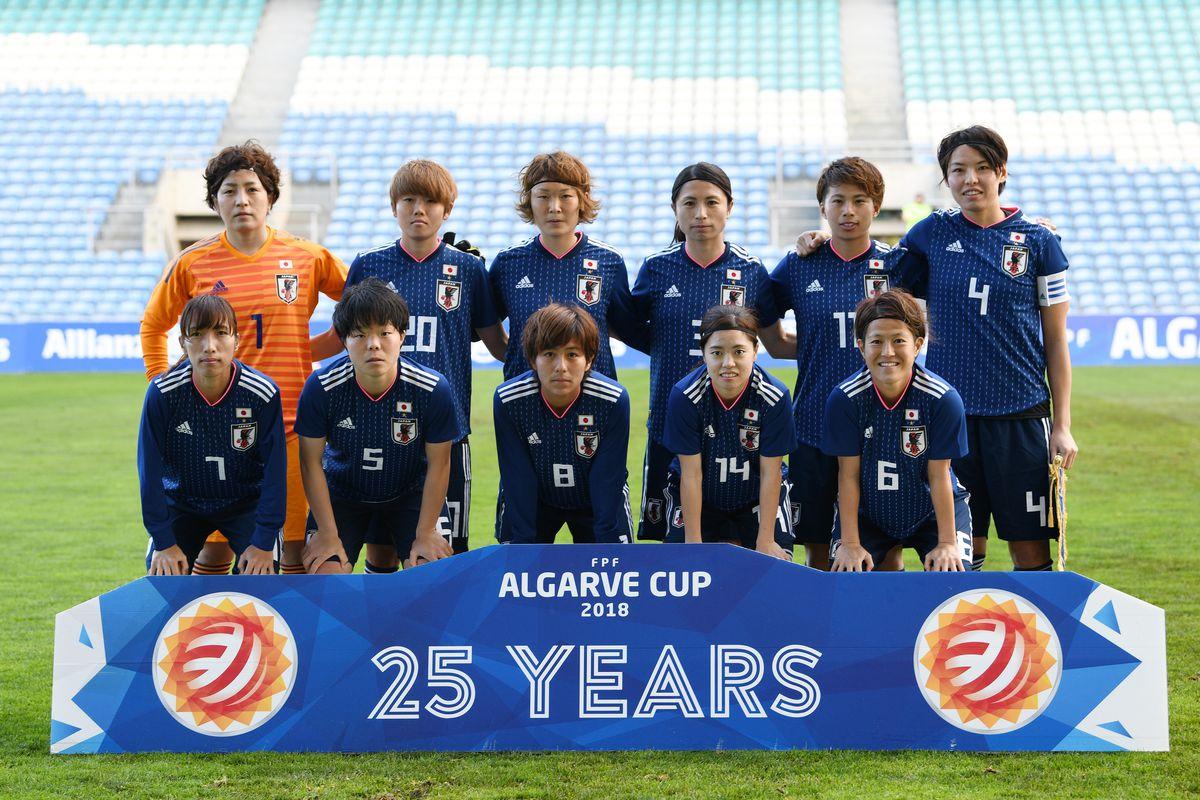 Denmark v Japan - Algarve Cup