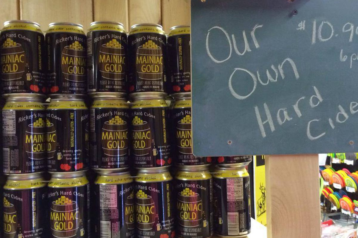 New hard cider from Turner now available.