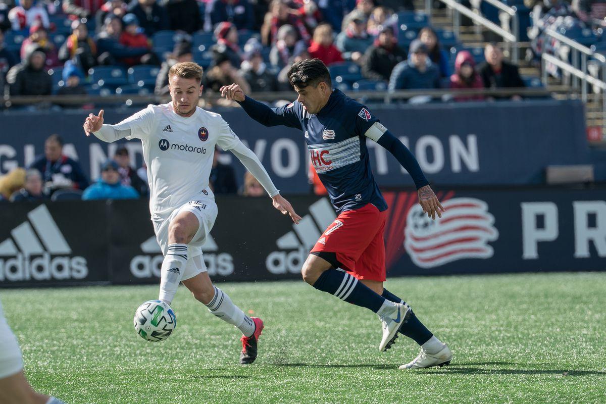 Chicago Fire FC v New England Revolution