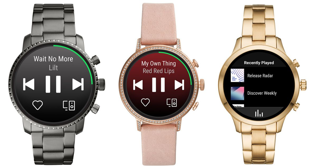 Spotify?s new Wear OS app brings Connect features, better controls
