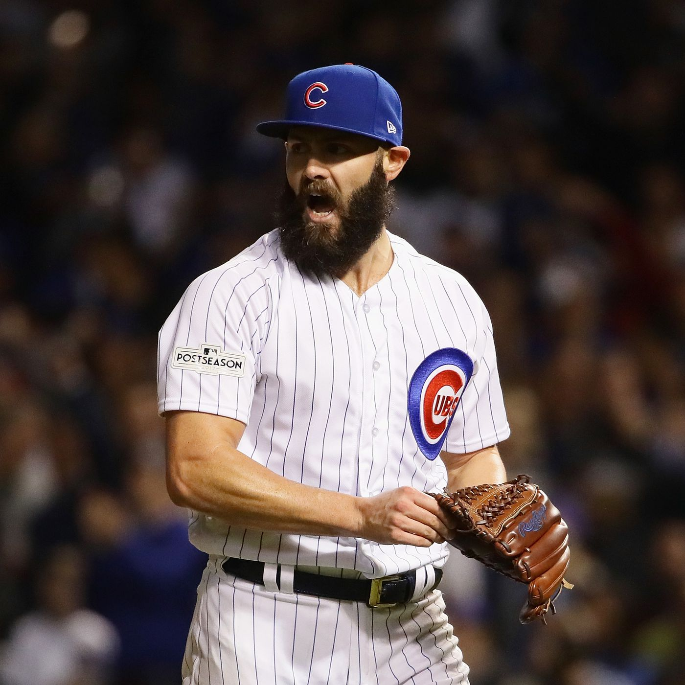 Cubs spring training: What does Jake Arrieta add? - Chicago Sun-Times
