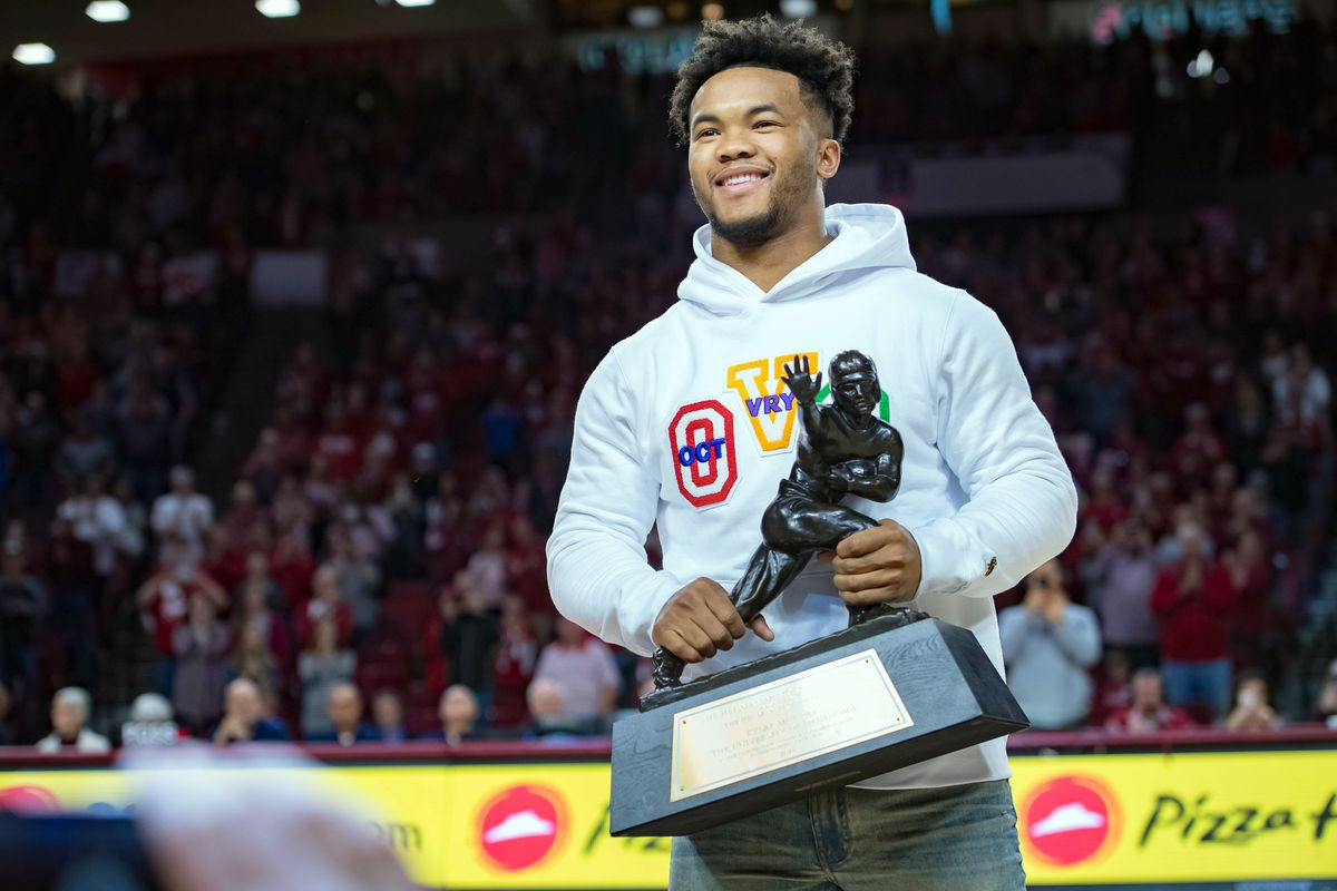 2019 NFL Scouting Combine measurements  QB Kyler Murray taller than expected a541b3191