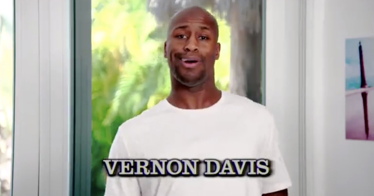 10 thoughts on Vernon Davis retiring in an homage to 'Golden Girls'