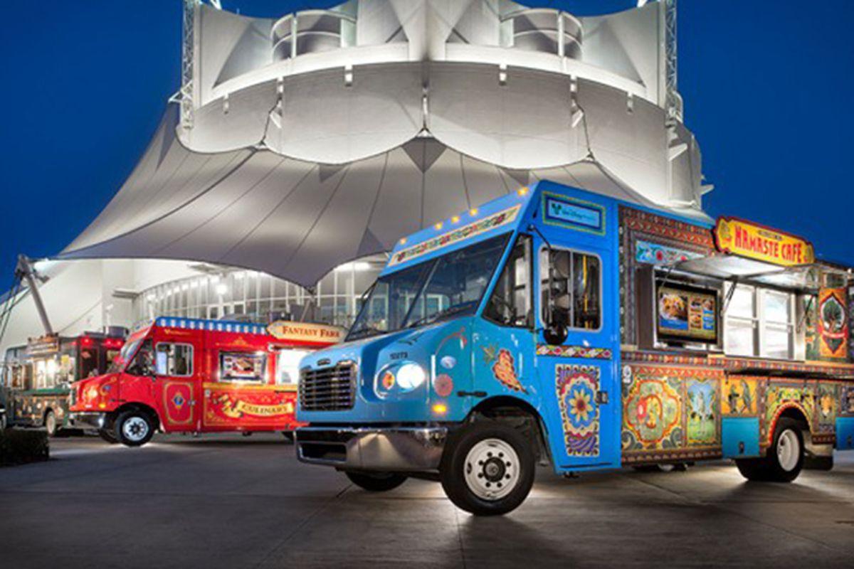 Best Dc Area Food Trucks
